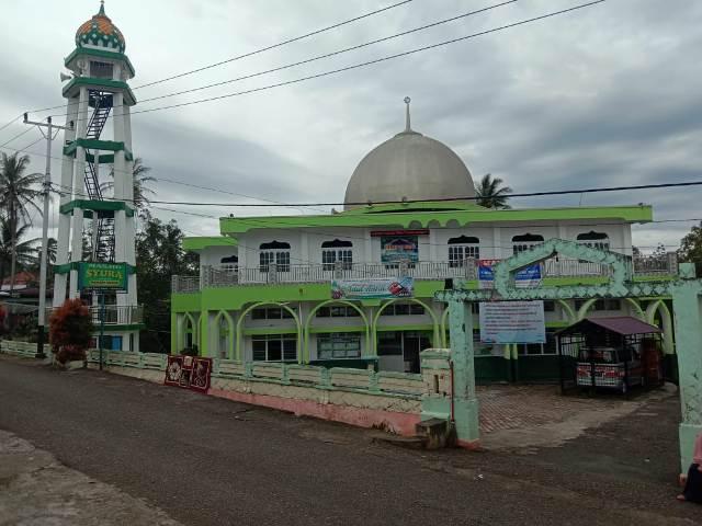 Bangunan Masjid Syura